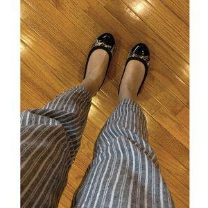dexflex comfort Shoes - Dexflex Snake Print Claire Scrunch Flats
